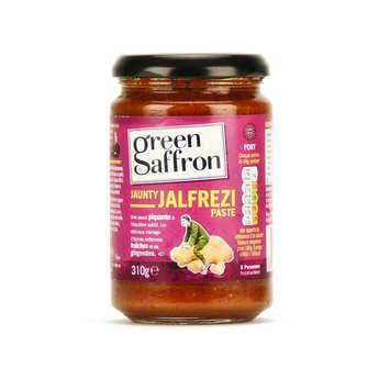 Green Saffron - Pâte concentrée pour sauce Jalfrezi