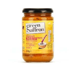 Green Saffron - Pâte concentrée pour sauce Korma