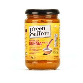 Green Saffron - Korma Paste