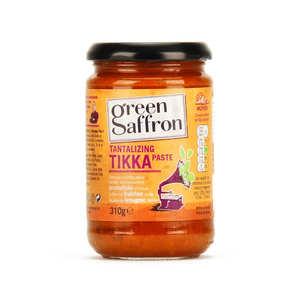 Green Saffron - Pâte concentrée pour sauce Tikka