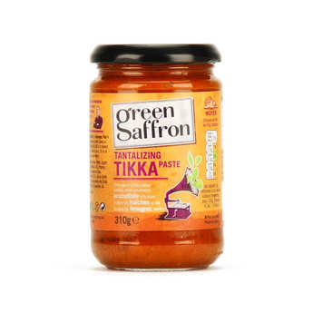 Green Saffron - Tikka Paste