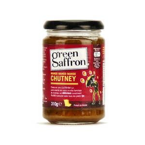 Green Saffron - Chutney de mangue