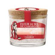 Les Saunier de Camargue - Fleur de sel de Camargue - pot verre
