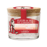 Les Saunier de Camargue - Glass Jar of French Sea Salt