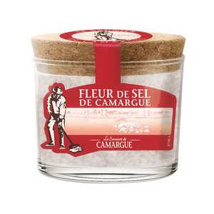 Les Saunier de Camargue - Glass Jar of French Sea Salt