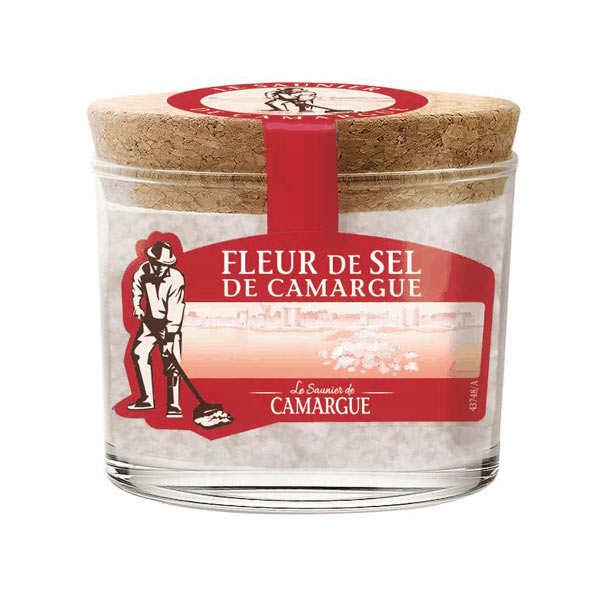 Glass Jar of French Sea Salt
