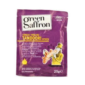 Green Saffron - Tandoori Spices Blend
