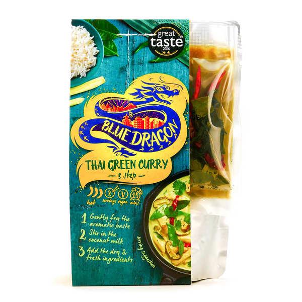 Sauce au curry vert thaï en 3 étapes