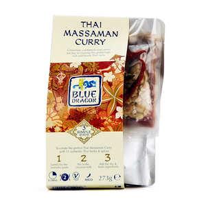 Blue Dragon - Sauce au curry massaman thaï en 3 étapes