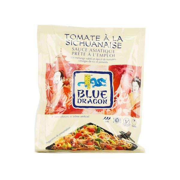 Spicy Szechuan Tomato Stir-Fry Sauce - Blue Dragon