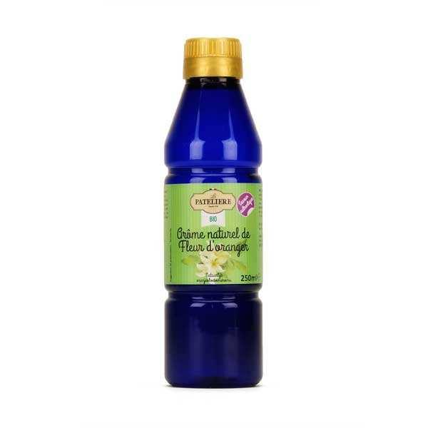 Arôme naturel fleur d'oranger bio - bouteille 25cl