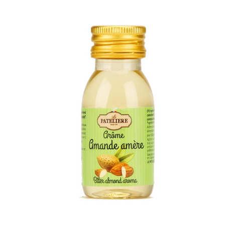 La Patelière bio - Natural Organic Bitter Almond Aroma