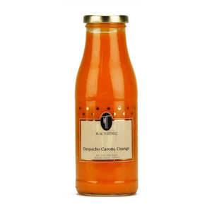 M. de Turenne - Orange and Carrot Gazpacho