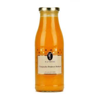 M. de Turenne - Apricot and Pumpkin Gazpacho