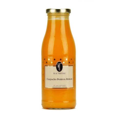 M. de Turenne - Gaspacho de potiron et abricot
