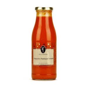 M. de Turenne - Gaspacho de pastèque et tomate