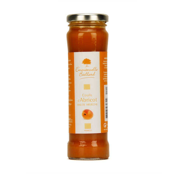 Apricot Coulis