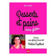 Editions La Plage - Desserts et pains sans gluten (french book) New Edition