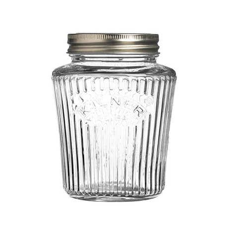 Kilner - Bocal en verre, couvercle et joint gamme Vintage