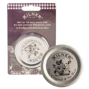 Kilner - Seals for Vintage Jar