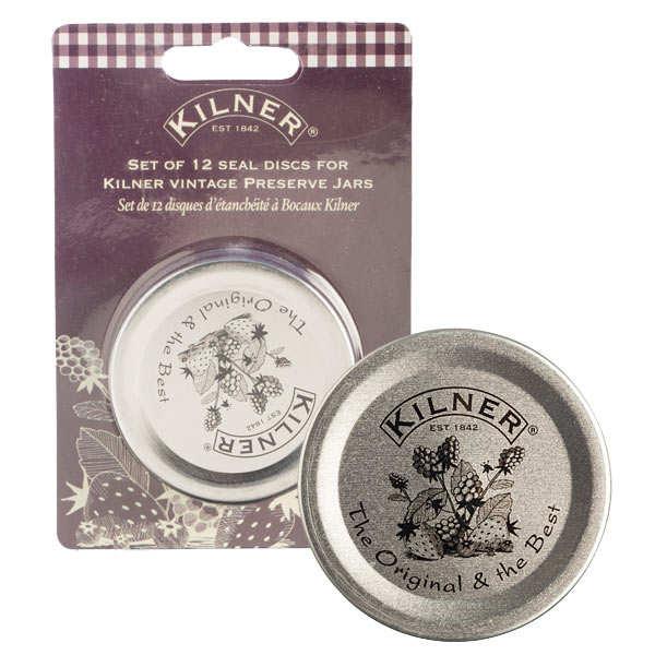 Seals for Vintage Jar