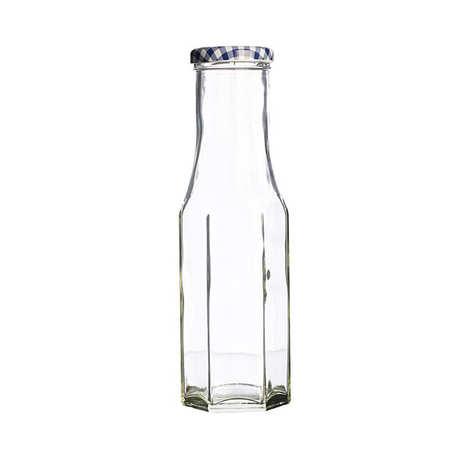 Kilner - Hexagonal Twist Top Bottle