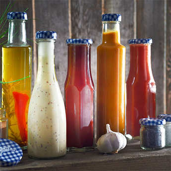 Kilner - Hexagonal Twist Top Bottle