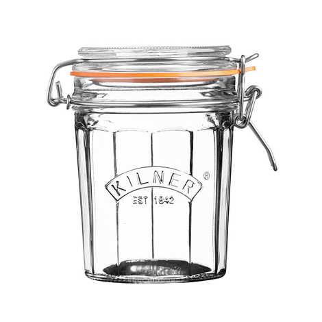 Kilner - Faceted Clip Top Jar