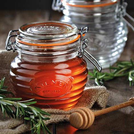 Kilner - Honey Pot with Wooden Dipper
