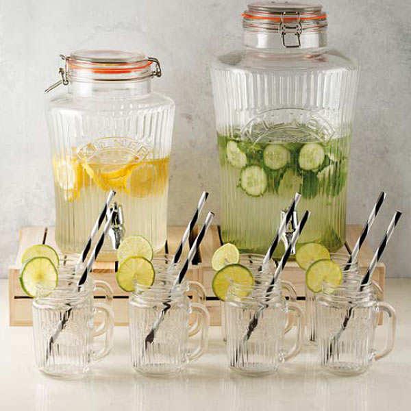 Fontaine à limonade