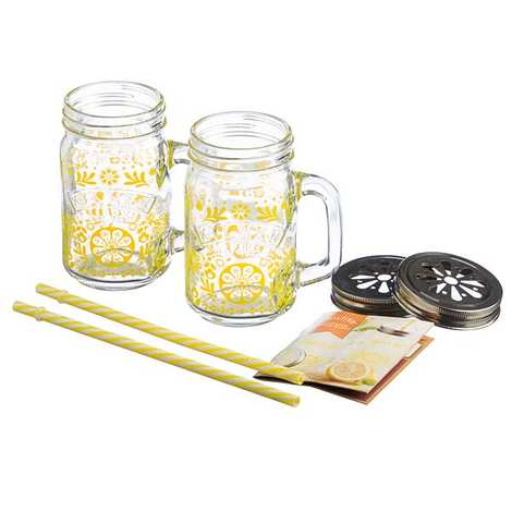 Kilner - Kit limonade maison