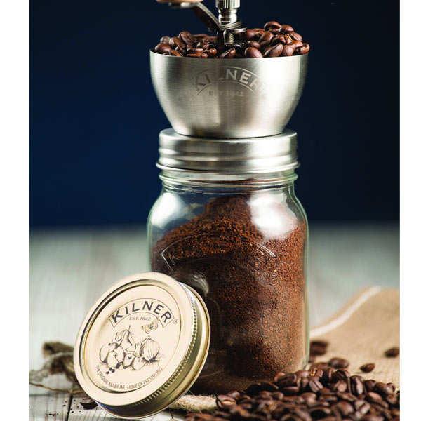 Petit moulin à café manuel Kilner