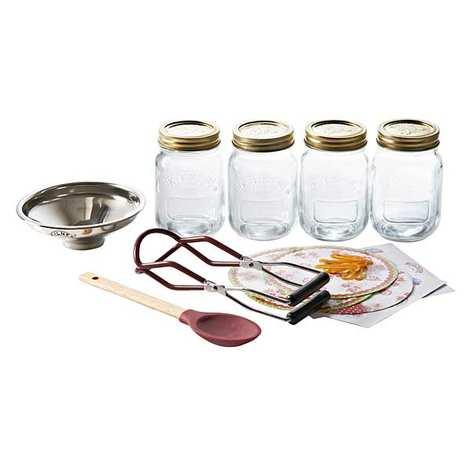 Kilner - Kit conserves et confitures maison