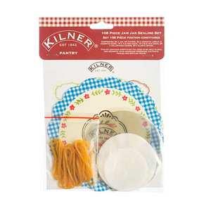 Kilner - Kit d'accessoires pour vos conserves et confitures
