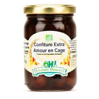 Oh ! Légumes oubliés - Confiture d'amour en cage bio