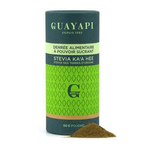 Guayapi Tropical - Stevia en poudre verte