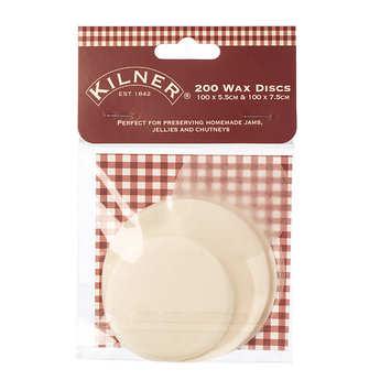 Kilner - Disque de cire alimentaire pour conserves