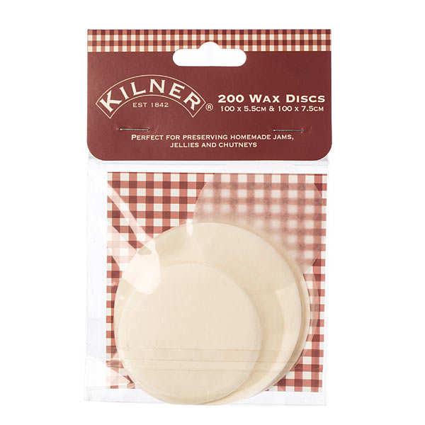 Wax Discs