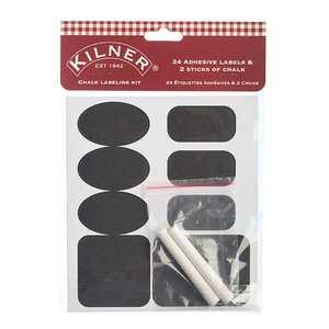 Kilner - Chalk Labelling kit with white chalk