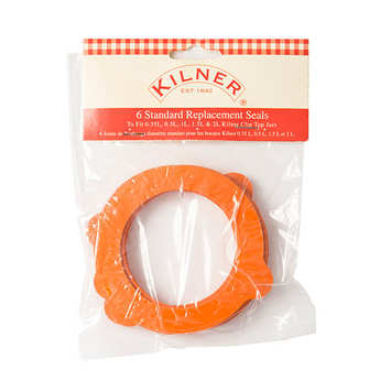 Kilner - Rubber seals