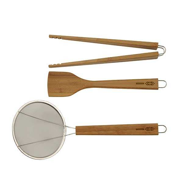 Bamboo Ustensil Set