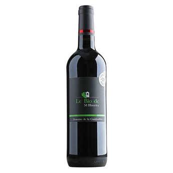 Cave St Maurice - Organic Red Wine Saint-Maurice - Domaine de la Candouillère