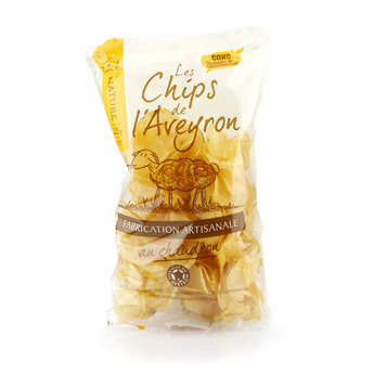 Les Chips de l'Aveyron - Potato Crisps from Aveyron