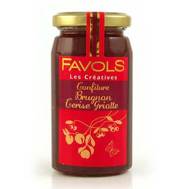 Nectarine & Morello Cherry Jam