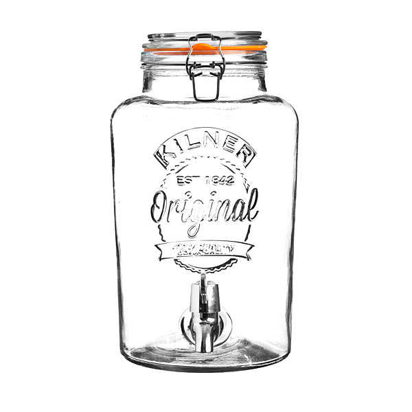 Kilner Clip Top Drinks Dispenser