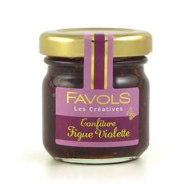 Les Créatives Purple Fig Jam