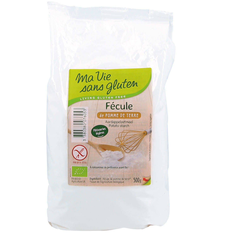Organic Gluten-Free Potato Starch
