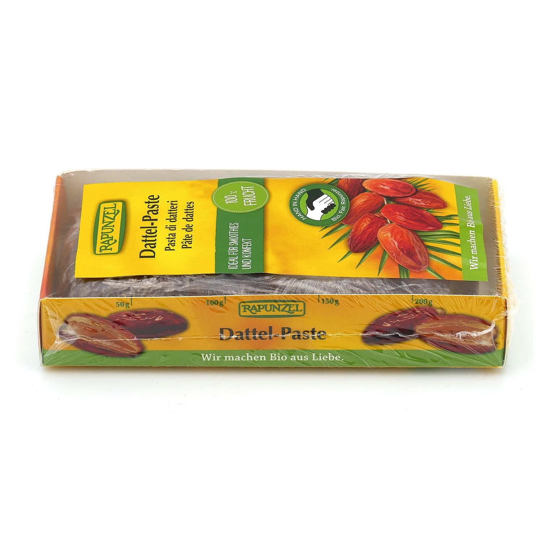 Organic Deglet Nour Dates Paste from Tunisia