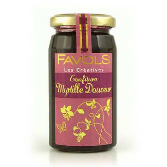 Favols - Les Créatives - sweet blueberry jam