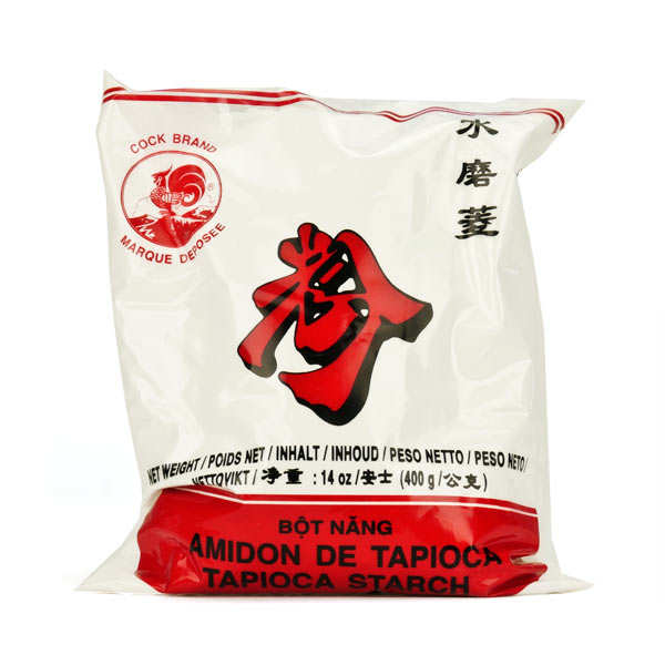 Amidon de tapioca